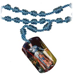 Cord Kit - Dog Tag Chaplet - St. Joan of Arc