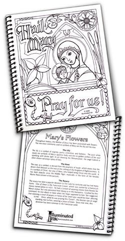 Blank Book - Hail Mary