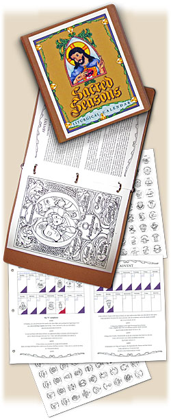 Sacred Seasons Liturgical Calendar
