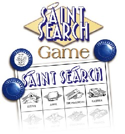 Saint Search Game
