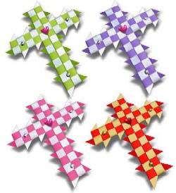 Woven Cross Kit - Class pack